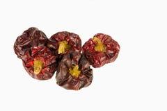 Peperoni, colore rosso, colore giallo, arancio, verde Immagine Stock