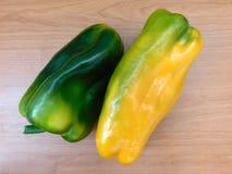 Peperoni delle verdure Immagini Stock