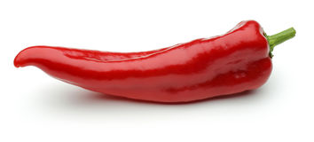 Peperoni di peperoncino rosso roventi Immagine Stock Libera da Diritti