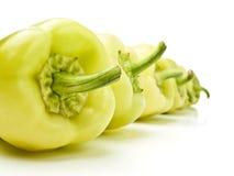 Peperoni dolci Immagini Stock