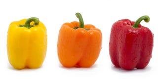 Peperoni dolci Fotografia Stock Libera da Diritti