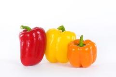 Peperoni dolci Immagini Stock Libere da Diritti