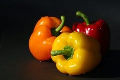 Peperoni dolci fotografie stock