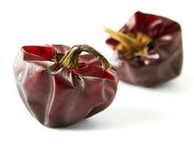 Peperoni dolci secchi Immagine Stock