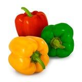 Peperoni dolci variopinti Fotografie Stock