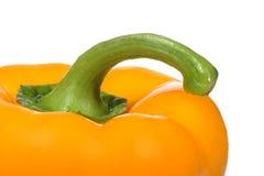 Peperoni gialli Immagine Stock Libera da Diritti