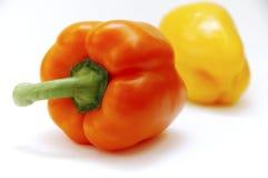 Peperoni piacevoli Fotografia Stock