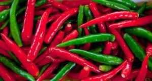 Pepers Thai Stock Afbeeldingen