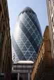 Pepinillo de Londres Foto de archivo libre de regalías