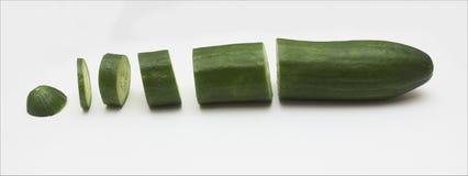 Pepino desbastado Foto de Stock