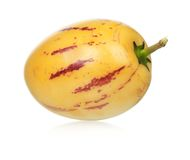 Pepino fruit Royalty Free Stock Images