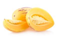 Pepino melon Arkivbilder