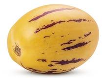 Pepino melonfrukt royaltyfria foton