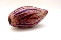 Pepino (solanácea Muricatum) Fotografía de archivo libre de regalías