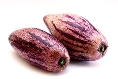 Pepino (Solanum Muricatum) Stock Images