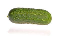 Pepino verde fotografía de archivo