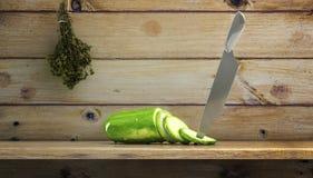 Pepio verde Stock Photo