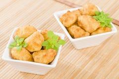 Pepitas de galinha Imagem de Stock