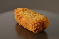 Pepitas de pollo frito Imagenes de archivo