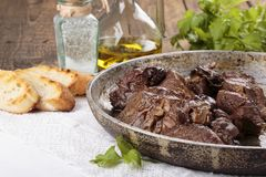 Peposo – Peppered Beef Stew royalty free stock photos