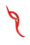 Peppar för röd chili arkivfoto