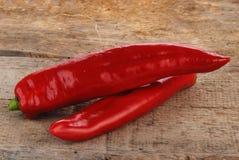 Peppar för varm chili arkivfoton