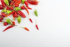 Peppar för varm chili arkivfoto