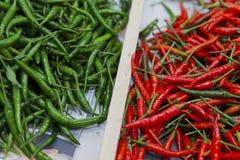 Peppar-kryddigt Arkivbild