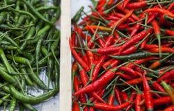Peppar-kryddigt Arkivfoton