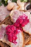 pepparrotmeat Fotografering för Bildbyråer