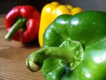 Pepper. Sweet fresh pepper Stock Photo