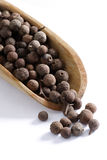 Pepper. Black pepper Stock Image