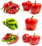 Pepper for all tastes Royalty Free Stock Photography