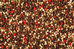 Pepper background Stock Photography