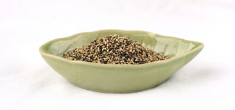 Pepper ( black pepper ) Stock Photos