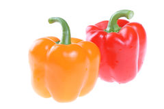 pepper bulgarian warzywa Obrazy Royalty Free