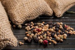 Pepper corn Stock Images