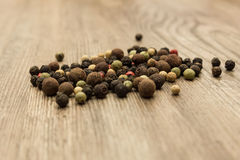 Pepper corns Royalty Free Stock Photography