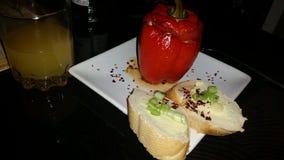 pepper faszerowane Zdjęcie Stock