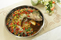 Pepper fish Stock Images