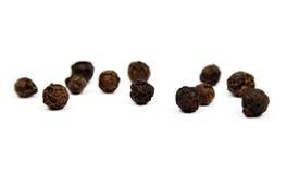 Pepper grains Royalty Free Stock Photos