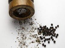 Pepper Grinder Stock Images