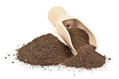 Pepper Ground Royalty Free Stock Image