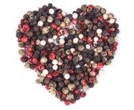 Pepper Heart Stock Image