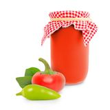 Pepper jar Stock Images
