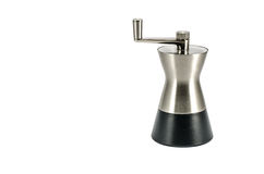 Pepper metal mill Royalty Free Stock Photography