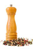 Pepper Mill Stock Photo