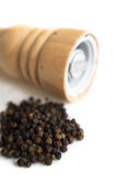 Pepper mill Stock Images