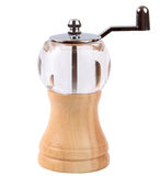 Pepper mill Royalty Free Stock Photography