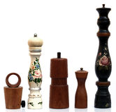 Pepper mill Royalty Free Stock Photos
